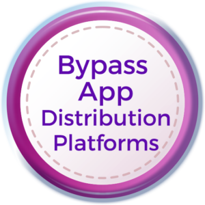 bypass app distribution platforms